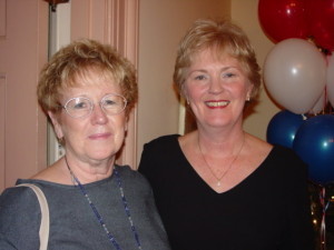 Dee and Maureen