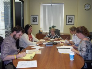 Advocacy Table Picture