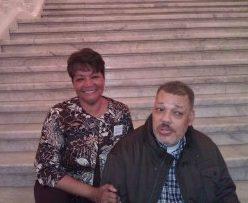 Sheila McLeod and William Joyner