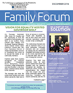 Family Forum Cover